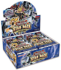Yu-Gi-Oh Star Pack VRAINS 1st Edition Booster Box