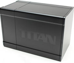 Boxgods Titan Solid Black Deck Box