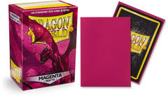 Dragon Shield Matte Standard-Size Sleeves - Magenta - 100ct