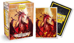 Dragon Shield Art Standard-Size Sleeves - Tanur - 100ct