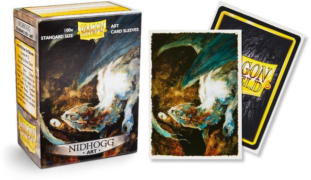 Dragon Shield Classic Art Standard-Size Sleeves - Nidhogg -2254