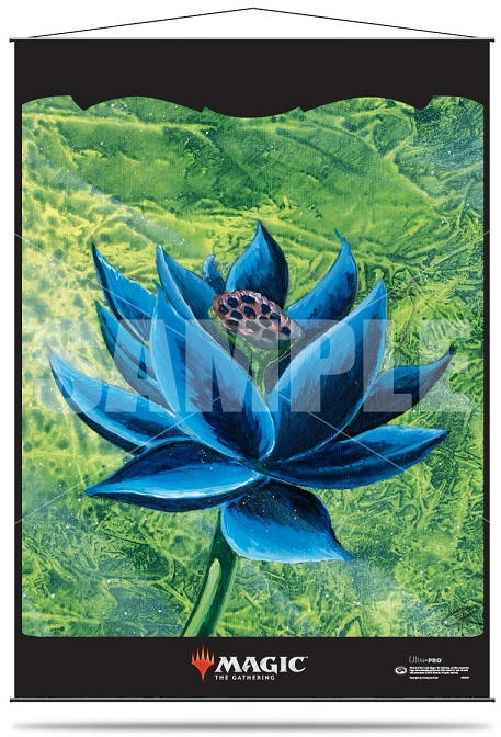 Ultra Pro Magic The Gathering Black Lotus Wall Scroll Accessories