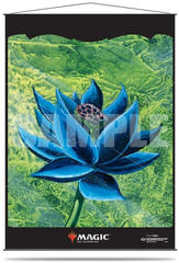 Ultra Pro Magic the Gathering Black Lotus Wall Scroll