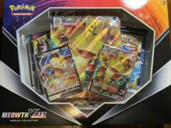 Pokemon Meowth VMAX Special Collection Box - INTERNATIONAL Version