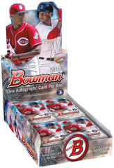 2018 Bowman MLB Baseball Hobby Box
