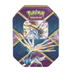 Pokemon Shiny Kalos Tin - Shiny Xerneas EX
