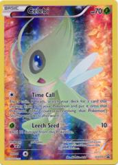 Celebi XY111 Full-Art Holo Promo - Mythical Pokemon Collection Celebi Exclusive