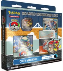 Pokemon 2016 World Championships Deck - Cody Walinski (Ninja Blitz)