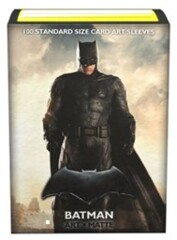 Dragon Shield Matte Art Standard-Size Sleeves - Justice League Batman