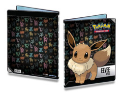 Ultra Pro Pokemon Eevee 9-pocket Portfolio