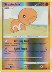 Trapinch - 115/132 - Common - Reverse Holo