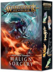 Battle Magic Expansion: Malign Sorcery