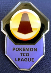 TCG Battle Frontier League Ability Badge - Battle Tower