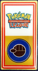 TCG Johto League Storm Badge - Cianwood City