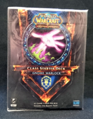 2011 Alliance Gnome Warlock Class Starter Deck