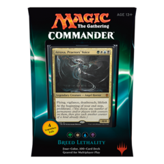MTG Commander 2016 Deck: Breed Lethality