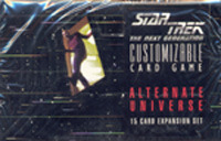 Star Trek CCG Alternate Universe Booster Box