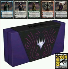 MTG SDCC 2016 EXCLUSIVE Zombie Planeswalkers Set