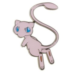 Mew Pin - Hidden Fates Mew Pin Collection Exclusive