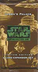 Jabba's Palace Booster Pack