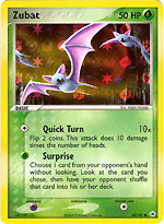 Zubat - 83/101 - Common - Reverse Holo