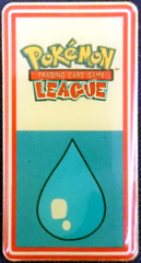 TCG Indigo League Cascade Badge - Cerulean City
