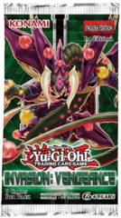 Yu-Gi-Oh Invasion: Vengeance Booster Pack