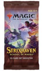 MTG Strixhaven: School of Mages SET Booster Pack