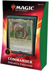MTG Commander 2020: Ikoria Commander Deck - Enhanced Evolution