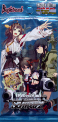 Weiss Schwarz KanColle Kantai Collection Booster Pack