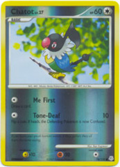 Chatot - 74/130 - Common - Reverse Holo