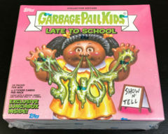 2020 Garbage Pail Kids Series 1 Late To School Collector's Edition (Random)