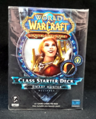 2013 Alliance Dwarf Hunter Class Starter Deck