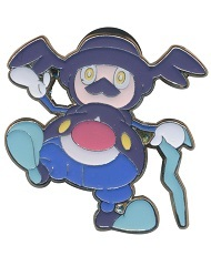 Mad Party Pin Collection - Galarian Mr. Rime PIN
