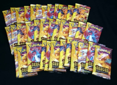 Pokemon Dragon Majesty 36ct Booster Pack Lot