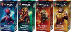 MTG 2019 Challenger Decks: Set of 4 Decks
