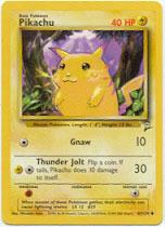 Pikachu 87/130 Common