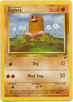 Diglett 71/130 Common