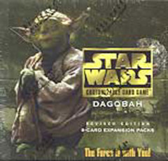 Dagobah Revised Booster Box