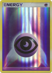 Psychic Energy Unnumbered Sheen Holo Promo - 2007 Pokemon League