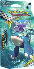 Pokemon SM12 Cosmic Eclipse Unseen Depths Theme Deck - Kyogre