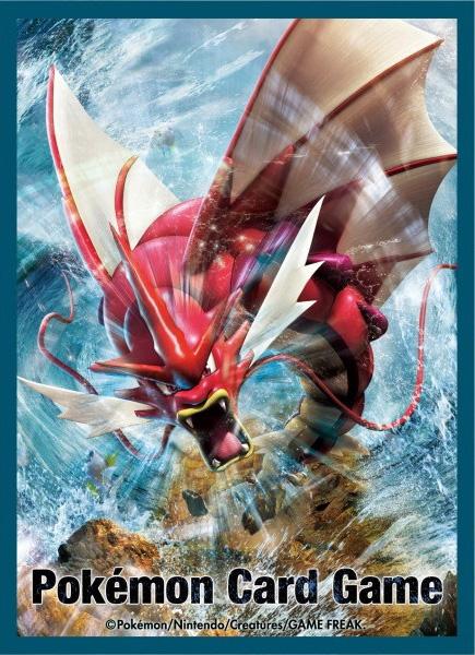 Japanese Pokemon XY9 Breakpoint Shining Gyarados Sleeves 32ct
