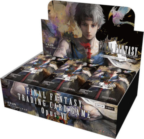 Final Fantasy TCG Opus VII Collection Booster Box