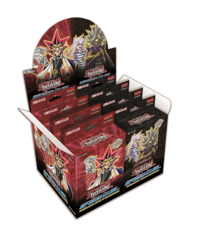 Yu-Gi-Oh Speed Duel Starter Deck: Match of the Millennium & Twisted Nightmares Display Box