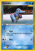 Totodile - 79/101 - Common