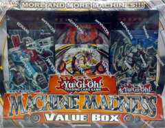 Yu-Gi-Oh Machine Madness Value Box