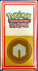 TCG Johto League Zephyr Badge - Violet City