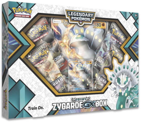 Pokemon TCG Shiny Rayquaza EX Collection Box Sealed 4 Booster Packs /& Promo Card