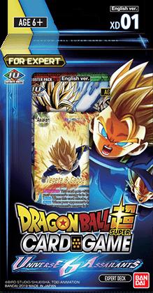 Bandai Starter Serie 1 Dragon Ball Blau