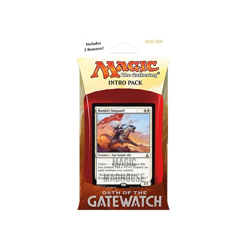 MTG Oath of the Gatewatch Intro Pack: Desperate Stand